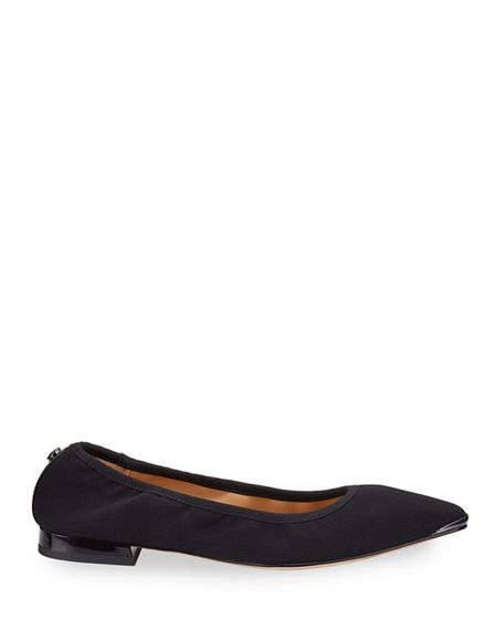 Image 3 of 5: Donald J Pliner Ramon Stretch Ballet Flats