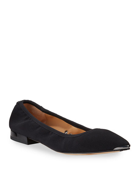 Image 1 of 5: Donald J Pliner Ramon Stretch Ballet Flats
