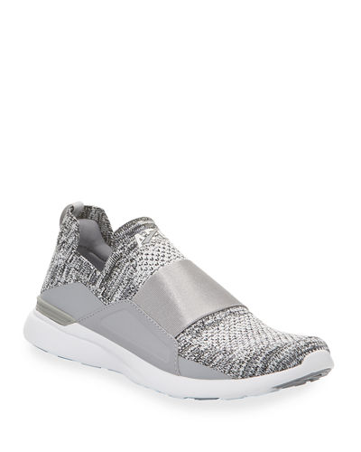 APL: Athletic Propulsion Labs Techloom Bliss Knit Slip-On Running Sneakers
