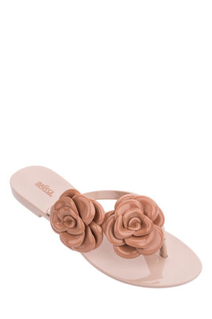 Melissa Shoes Harmonic Garden Jelly Sandals
