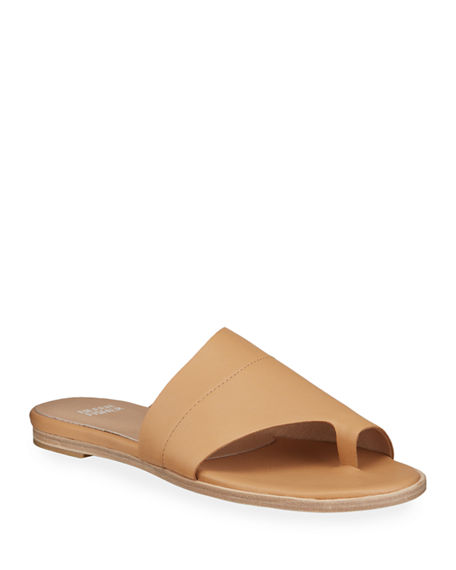 Eileen Fisher Ty Flat Thong Sandals