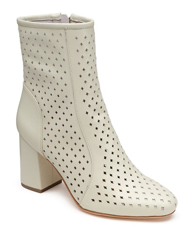 Riley Perforated Booties