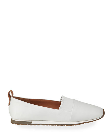 Image 2 of 4: Gentle Souls Roxanne Ruffle Slip-On Sneakers