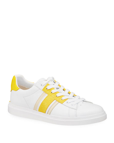 Tory Burch Howell T-Saddle Court Sneakers