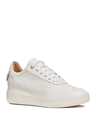 Rubidia Leather Low-Top Sneakers