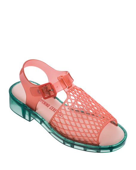 Melissa Shoes x Opening Ceremony Hatch Sandals