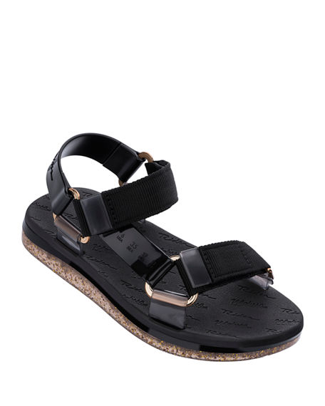 Melissa Shoes x Papete And Rider Good Times Sandals