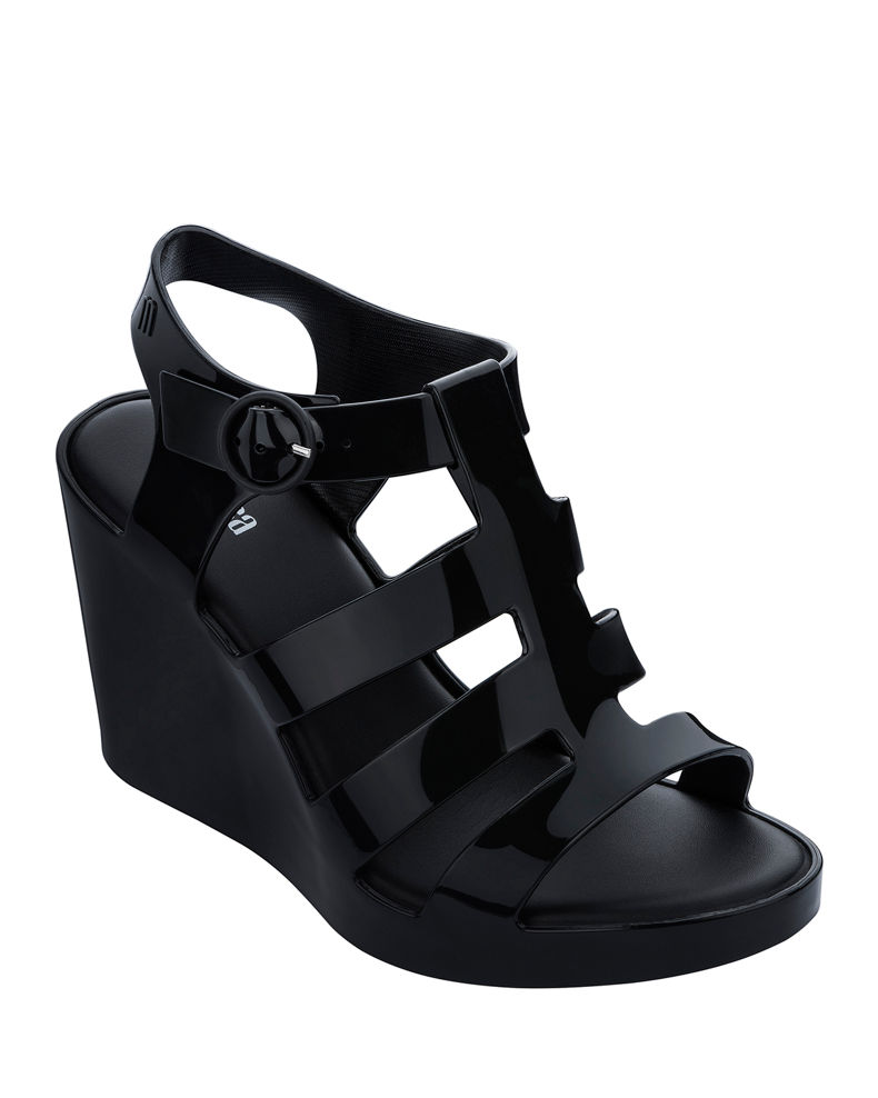 Melissa Shoes Venus Wedge Sandals