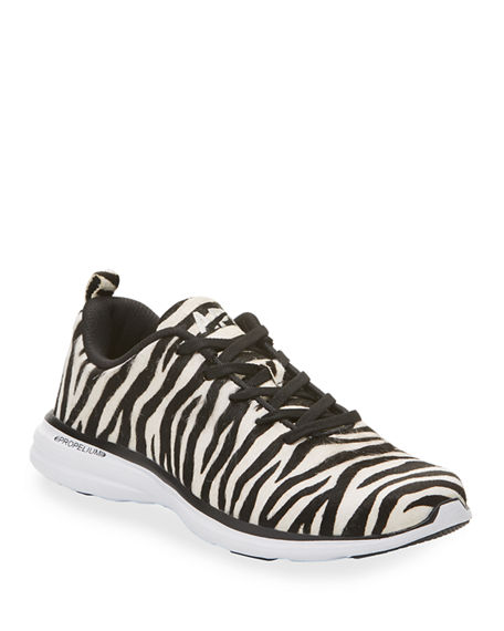 APL: Athletic Propulsion Labs Iconic Pro Hair Calf Sneakers