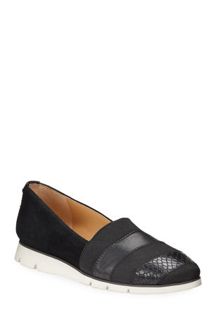 Donald J Pliner May Comfort Slip-On Sneakers