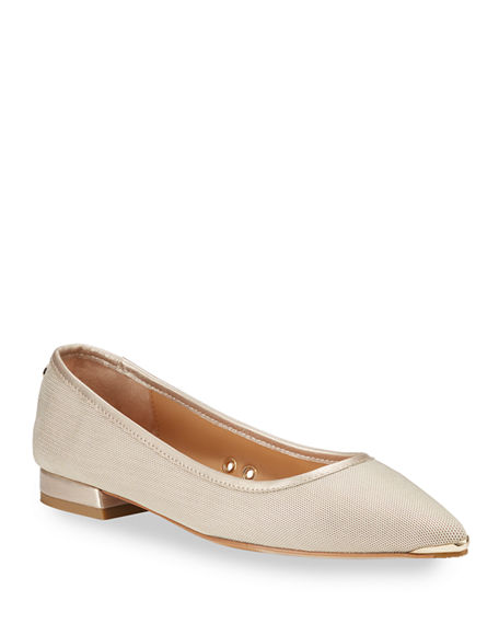 Donald J Pliner Ramon Stretch Ballet Flats