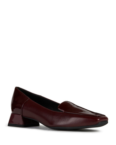 Geox Vivyanne 8 Patent Leather Loafers