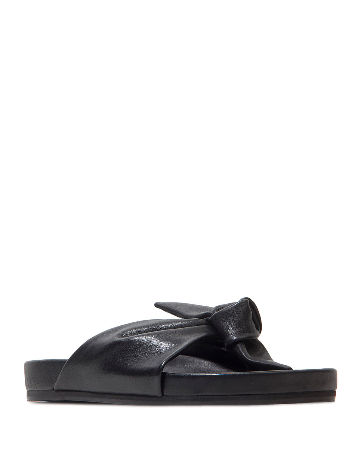 Charlize Knotted Napa Sporty Sandals