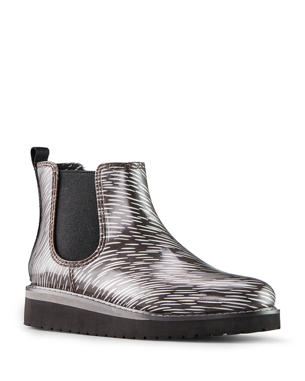Cougar Boots KENNSINGTON ETCHED CHELSEA BOOTIES