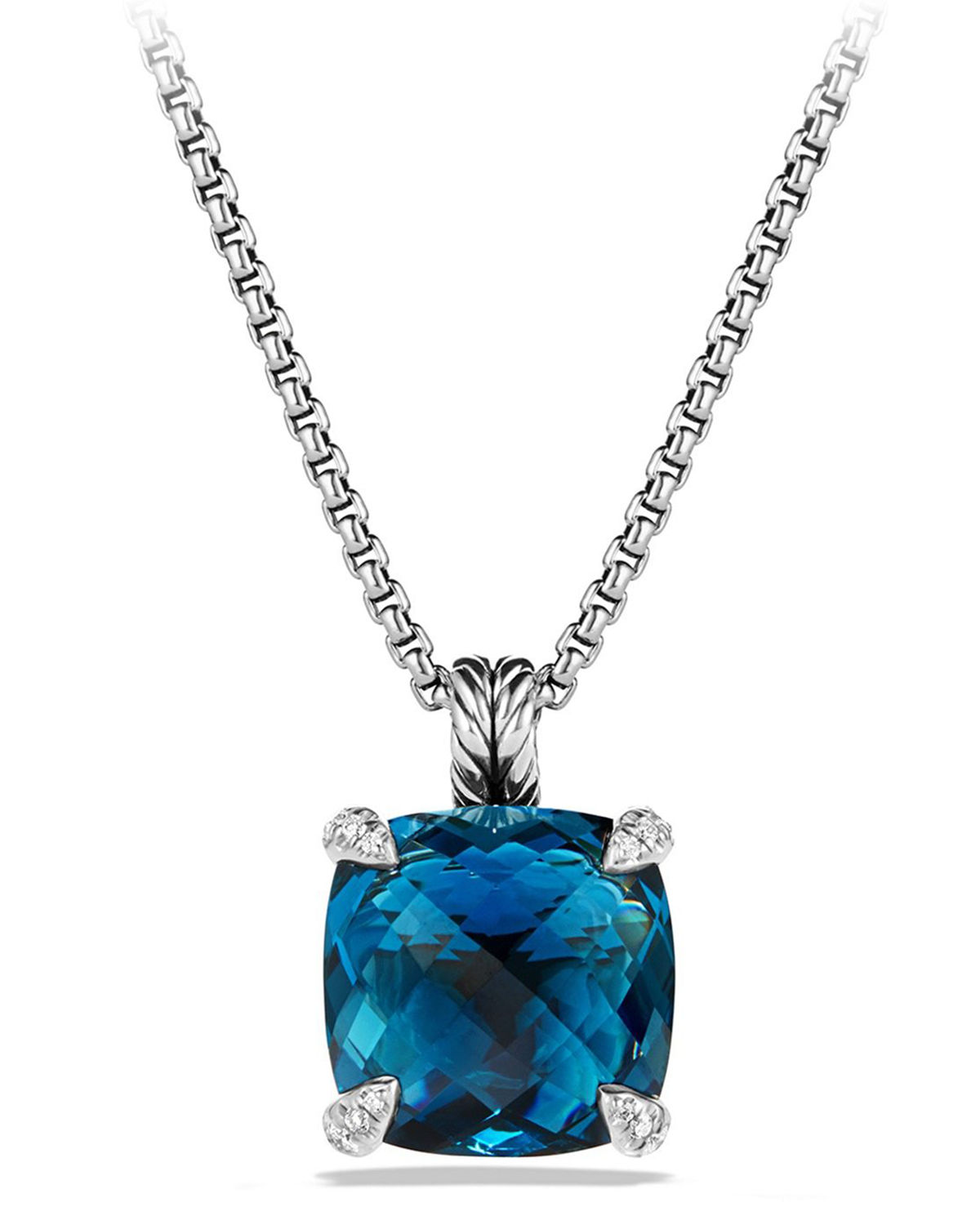 David Yurman Accessories 14MM CHÂTELAINE PENDANT