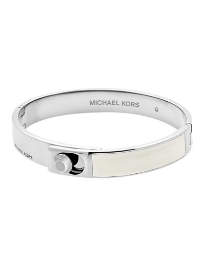 Michael Kors Astor Acetate Hinge Bangle