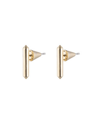 Eddie Borgo Idle Bar Stud Earrings
