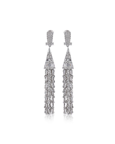 Fallon Monarch Deco Tuile Earrings