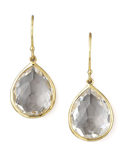 Ippolita Rock Candy® Lollipop Chrysoprase Teardrop Earrings
