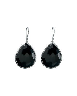 Ippolita Sterling Silver Wonderland Teardrop Earrings