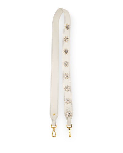 Prada Jeweled Saffiano Strap for Handbag