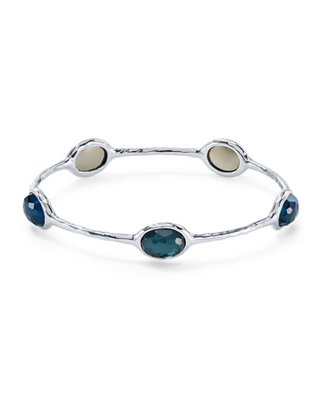 Ippolita Wonderland Blue-Station Bangle