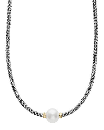 Luna Tahitian  Pearl Rope Necklace  16