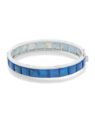 Ippolita 925 Rock Candy Wonderland Channel-Set Hinge Bracelet