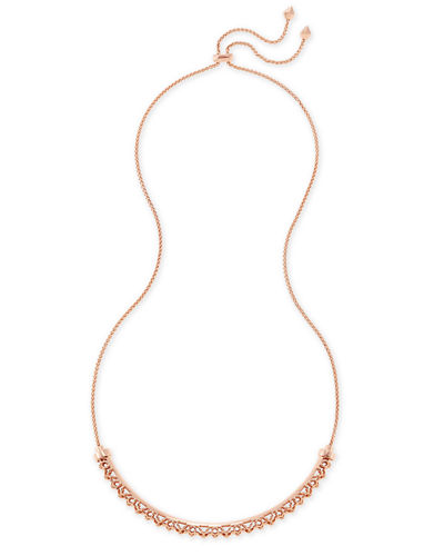 Kendra Scott Lucy Crystal Choker Necklace