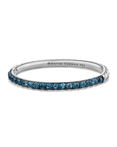 5mm Osetra Bangle with Stones