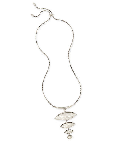 Kendra Scott Morris Stacked Pendant Necklace