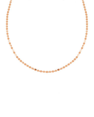 Image 1 of 2: Bond Nude Chain Choker Necklace