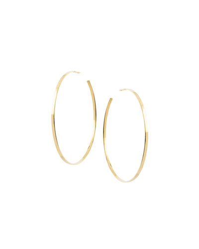 0b8624e68 Quick Look. LANA · Large Sunrise Hoop Earrings in 14K Gold