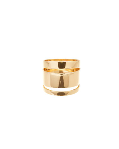 LANA 14K Gold Nude Ring