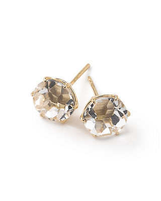 Ippolita 18k Rock Candy Round Stud Earrings