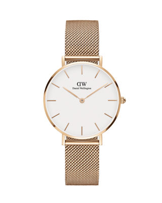 Daniel Wellington 32mm Classic Petite Melrose Bracelet Watch