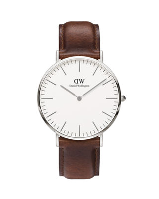 Classic St Mawes Women'S Dw00100052 in Silver