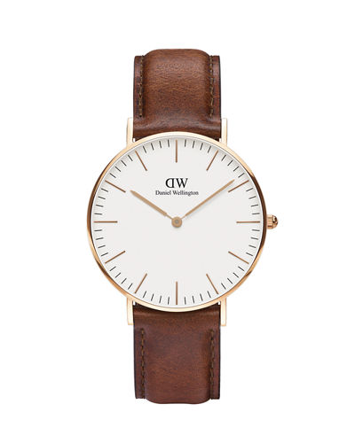 Daniel Wellington 36mm Classic St Mawes Watch