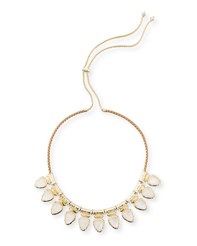 Kendra Scott Willow Collar Necklace
