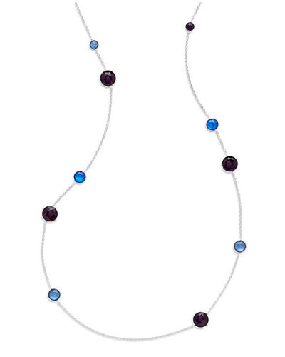 Ippolita 925 Wonderland Lollipop Station Necklace, 43