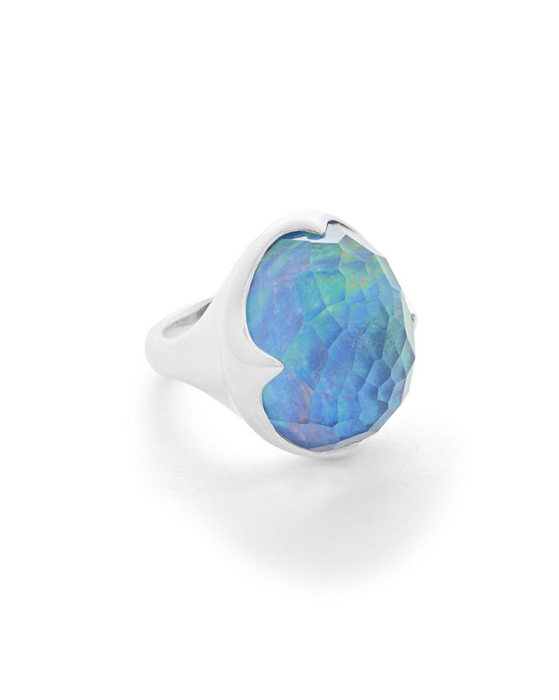 Ippolita Rock Candy Sterling Silver Prince Ring, Size 7