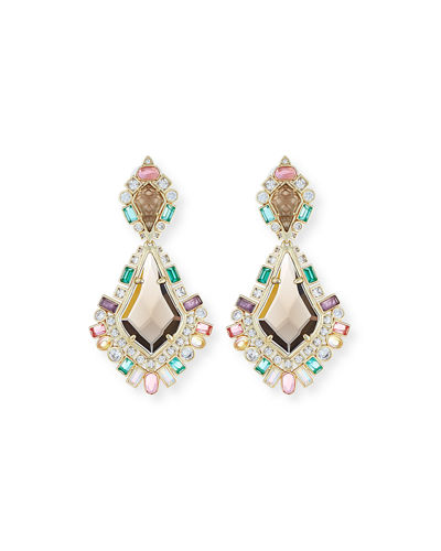Kendra Scott Pernylle Statement Earrings