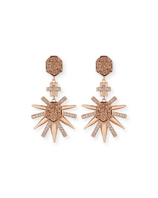 Image 1 of 3: Allie Statement Earrings