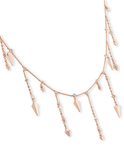 Loralei Tassel Statement Necklace