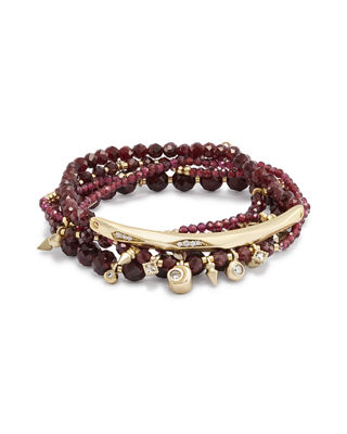 Supak Beaded Bracelet Set