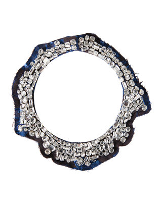 Alice Beaded Collar Necklace