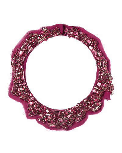 Mignonne Gavigan Alice Beaded Collar Necklace