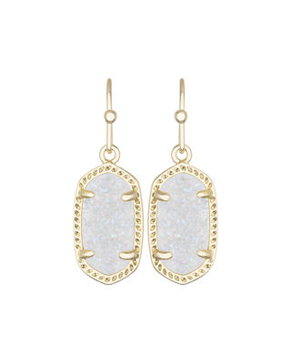 Kendra Scott Lee Earrings in 14k Plated Brass