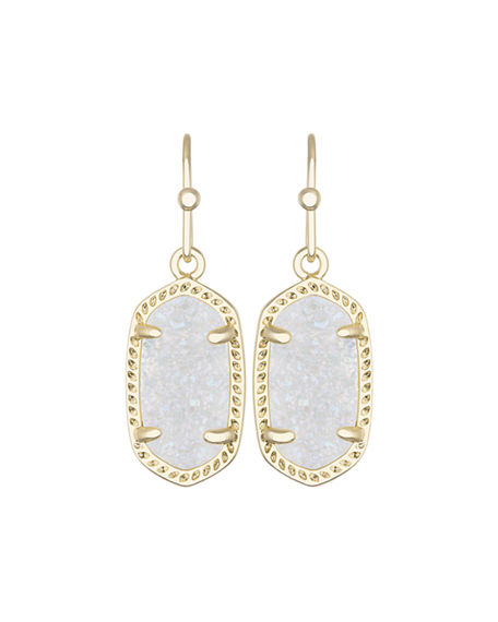 Image 1 of 2: Kendra Scott Lee Earrings in 14k Plated Brass