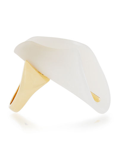 Cala Lily Statement Ring